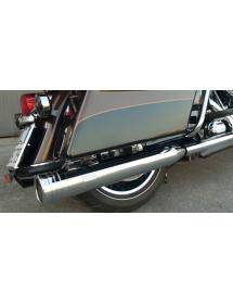 POTS MCJ REGLABLES HOMOLOGUES Edition 120 749975 Catalogue Zodiac - Pièces et accessoires pour Harley-Davidson