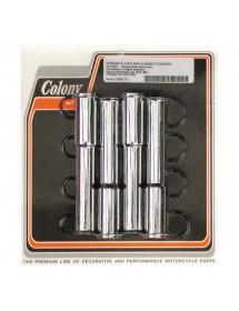 Jeu de colonettes inférieures Colony chromées avec joints 989320 Catalogue