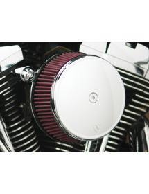 Kits filtre à air Stage 1 Big Sucker avec couvercle chromé Touring 2008-2016 ave tirage électrique et Softail et Dyna 2012-20...