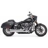 Pots Freedom Performance Staggered Slash Duals 737225 Catalogue Zodiac - Pièces et accessoires pour Harley-Davidson