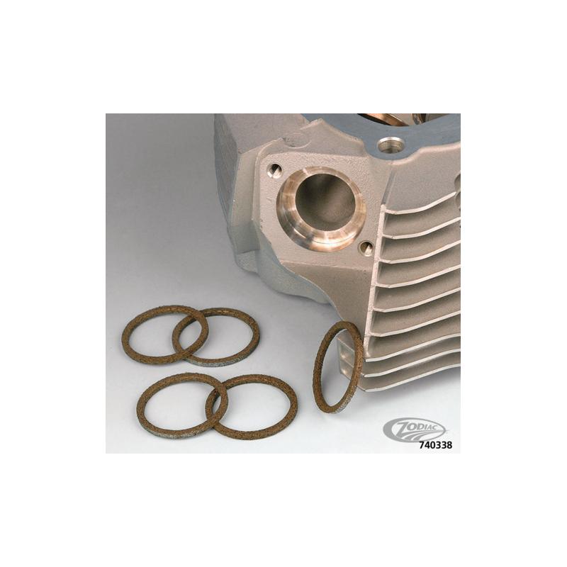 Joint d'échappement plat type 1984-1991 & 2009 au présent style (OEM 65324-83) Z740338 Catalogue