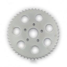 Couronne arrière zincée 51 dents (OEM 41470‑73T) 201451 Catalogue Zodiac - Pièces et accessoires pour Harley-Davidson