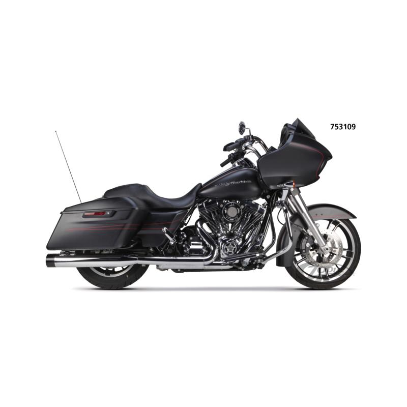 SILENCIEUX TWO BROTHERS RACING 753109 Catalogue Zodiac - Pièces et accessoires pour Harley-Davidson