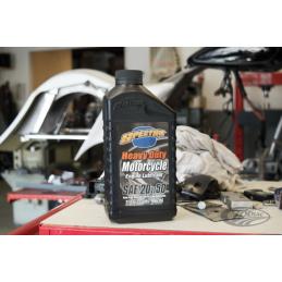 HUILE MOTEUR SPECTRO HEAVY DUTY SAE 20W50 745055 Catalogue Zodiac - Pièces et accessoires pour Harley-Davidson