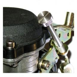 Vis de ralenti rallongée pour carburateur Keihin M917102 Catalogue Zodiac - Pièces et accessoires pour Harley-Davidson