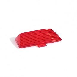Lentille de remplacement rouge pour feu de garde boue OEM 68046-79 090147 Gardes-Boue