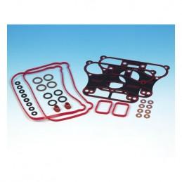Pochette de joints de caches culbuteurs James pour Sportster 2007-2020 234501 Catalogue Zodiac - Pièces et accessoires pour H...