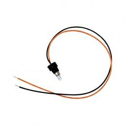 Ampoule et faisceau d'éclairage pour compteur MMB 710236 Catalogue Zodiac - Pièces et accessoires pour Harley-Davidson