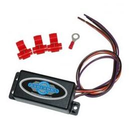 KIT DE RÉGULATEUR DE CHARGE BADLANDS Load Equalizer III, pour clignotants à rappel automatique et fonction warning 238380 Ec...
