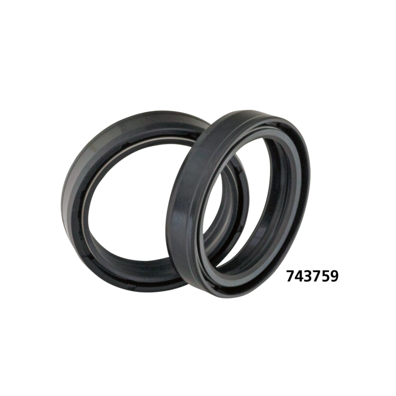 Joints spys pour fourches inversées d'origine Harley Davidson et Buell OEM 12085, Buell J8127.3A8 743759 Catalogue Zodiac - P...