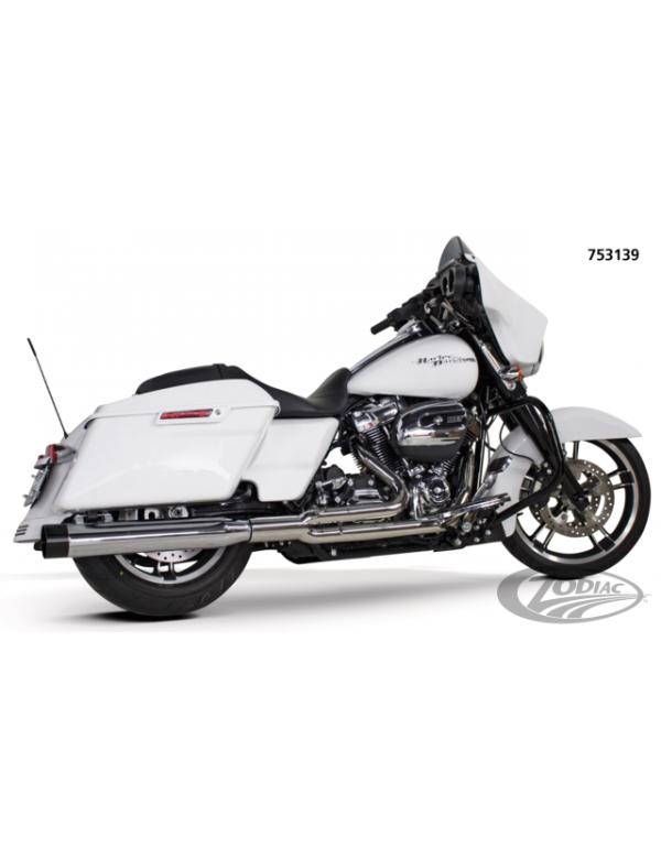 POTS TWO BROTHERS RACING 2-EN-1 753139 Catalogue Zodiac - Pièces et accessoires pour Harley-Davidson