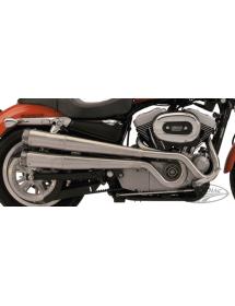 SUPERTRAPP TYPE XR RACING 2-EN-2 733090 Catalogue Zodiac - Pièces et accessoires pour Harley-Davidson