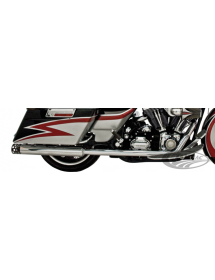 """SUPERTRAPP """"TRUE DUAL CROSS-OVER"""" 733174 Catalogue Zodiac - Pièces et accessoires pour Harley-Davidson"""