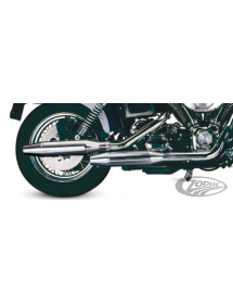 232962 Silencieux Supertrapp Staggered Duals pour Dyna Twin Cam Catalogue