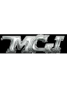 POTS MCJ REGLABLES HOMOLOGUES| Sorties en biseau, Chromées - Sorties pour pots style Royal, vendus par jeu de 2 749924 Echapp...