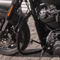 pare cylindre pour Harley Davidson