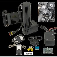 Moteur de réglage électrique optionnel MCJ avec une télécommande