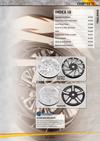 Catalogue Zodiac - Pièces de moto Harley Davidson - Chapitre 10